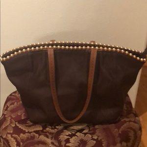 Beautiful BIG BUDDHA soft leather bag!